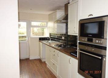 Thumbnail 3 bed terraced house to rent in Prendergast, Haverfordwest