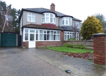 3 bed semi-detached house for sale in Faraday Ave, Sidcup, Kent DA14
