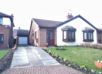 Thumbnail 2 bed bungalow for sale in Windsor Court, Bedlington