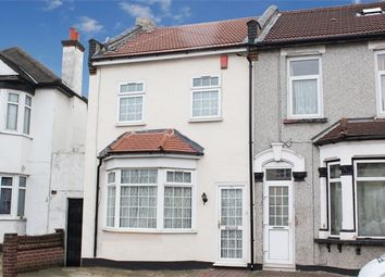 Thumbnail 2 bedroom end terrace house for sale in Buckingham Road, Ilford, Essex