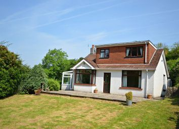 Thumbnail 3 bed detached bungalow for sale in Church Lane, Trevethin, Pontypool