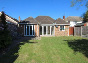 Thumbnail 4 bedroom bungalow to rent in Wavendene Avenue, Egham