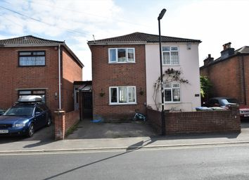 Thumbnail 2 bed semi-detached house for sale in Kingston Road, Southampton
