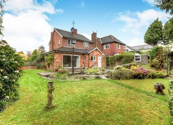 Thumbnail 3 bedroom detached house for sale in Barlow Fold Road, Romiley, Stockport