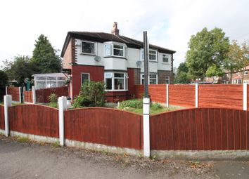 Thumbnail 3 bed semi-detached house for sale in Sunningdale Road, Urmston, Manchester