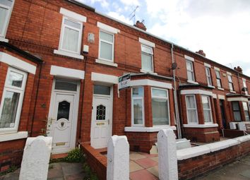 Thumbnail 1 bedroom terraced house to rent in Lightfoot Street, Hoole, Chester