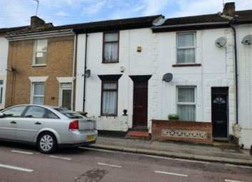 Thumbnail 3 bed terraced house to rent in Saxton Street, Gillingham