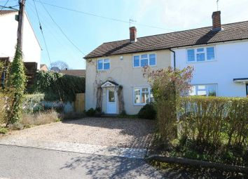 Thumbnail 3 bed semi-detached house for sale in Hill Close, Wooburn Green, High Wycombe