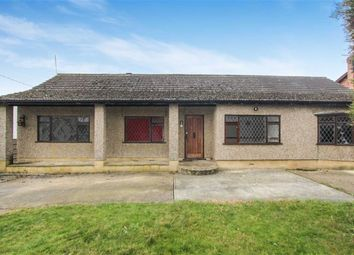 Thumbnail 4 bed detached bungalow for sale in Church Road, Ramsden Bellhouse, Essex