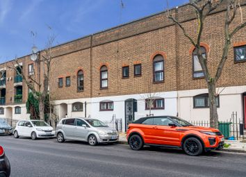 Thumbnail 3 bed terraced house for sale in Castle Road, London