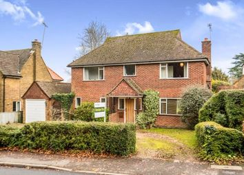 Thumbnail 4 bed detached house for sale in Merrow, Guildford, Surrey