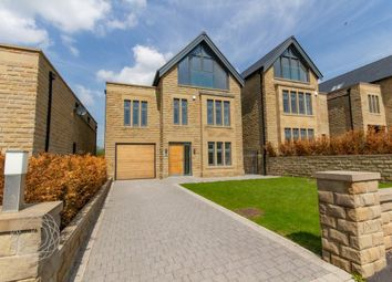 Thumbnail 5 bed detached house to rent in The Rise, Crowthorn Road, Bolton