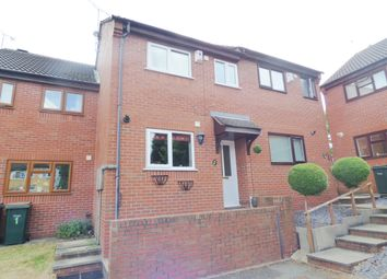 Thumbnail 2 bed terraced house to rent in Ladymead Drive, Whitmore Park, Coventry