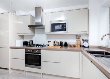 Thumbnail 3 bed terraced house for sale in Sidney Road, Walton-On-Thames, Surrey