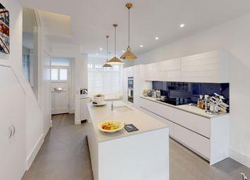 Cautley Avenue, London SW4. 2 bed flat