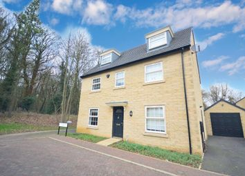 Thumbnail 5 bed detached house for sale in Diamond Drive, Corby