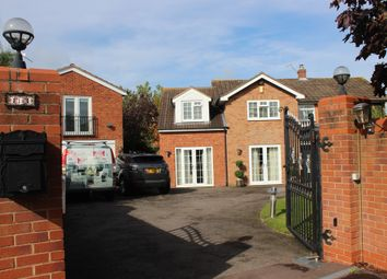 Thumbnail 4 bed detached house for sale in Lilliesfield Avenue, Gloucester