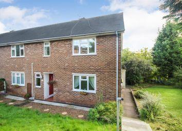 Thumbnail 2 bed maisonette to rent in Rutland Road, Gedling, Nottingham