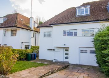 Thumbnail 5 bed semi-detached house to rent in Vivian Way, London