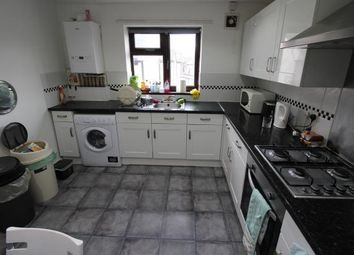 Thumbnail 3 bed flat to rent in Coburn Street, Cathays, Cardiff
