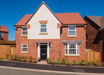 "Thumbnail 4 bedroom detached house for sale in ""Mitchell"" at Birmingham Road, Bromsgrove"