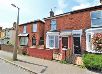 Thumbnail 3 bed semi-detached house for sale in Ladysmith Avenue, Brightlingsea, Colchester