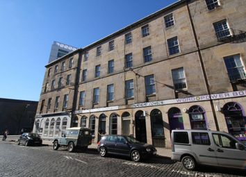 Thumbnail 4 bed flat for sale in West Nicolson Street, Edinburgh