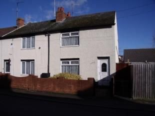 Thumbnail 2 bed end terrace house to rent in Rosebery Street, Kettering