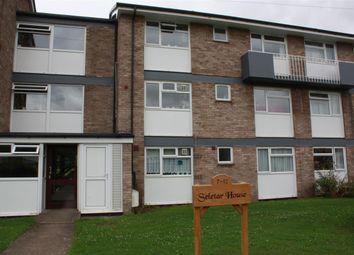 Thumbnail 2 bed flat to rent in Williams Close, Brampton, Huntingdon