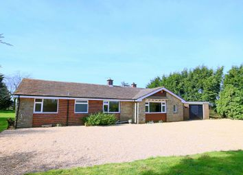 Thumbnail 3 bed detached bungalow for sale in Walford, Standon, Stafford