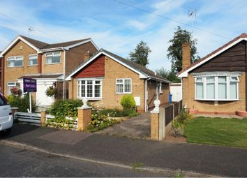 Thumbnail 2 bed detached bungalow for sale in Hereford Avenue, Mansfield Woodhouse