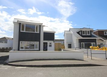 Thumbnail 3 bed detached house to rent in Carbeile Road, Torpoint