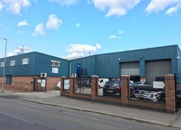 Thumbnail Warehouse for sale in ., Midland Road/Clough Road, Rotherham, South Yorkshire, UK