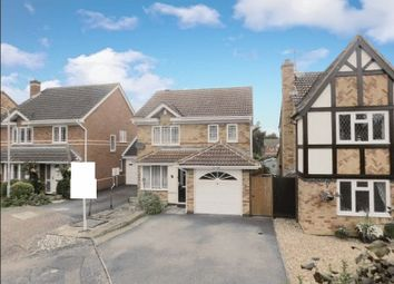 Thumbnail 3 bed detached house for sale in Batcheldor Gardens, Bromham
