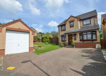 Thumbnail 5 bed detached house for sale in Edrich Way, Norwich