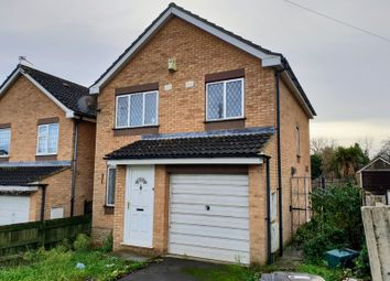 Thumbnail 3 bed detached house to rent in Hungerford Road, Bristol