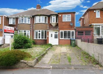 Thumbnail 4 bedroom semi-detached house for sale in Broadway, Oldbury