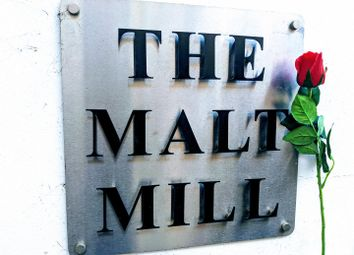 Thumbnail 1 bed flat for sale in The Malt Mill, Salter Street, Stafford