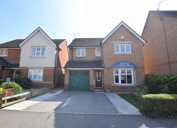 Thumbnail 4 bed detached house for sale in Suran Y Gog, Pencoedtre Village, Barry