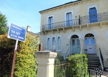 Thumbnail 2 bedroom flat to rent in Douro Road, Cheltenham, Gloucestershire