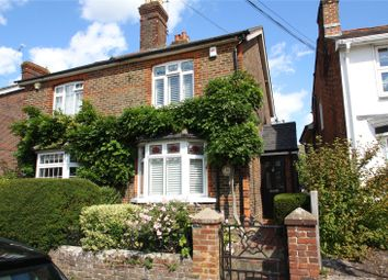 Thumbnail 2 bed semi-detached house for sale in Godstone Road, Lingfield
