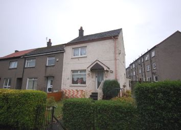Thumbnail 2 bed end terrace house for sale in Whiteford Avenue, Dumbarton