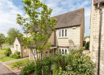 Thumbnail 2 bed semi-detached house for sale in Hawthorn Drive, Bradwell Village, Burford
