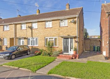 Thumbnail 2 bedroom end terrace house for sale in Rectory Road, Sittingbourne