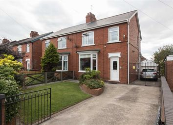 Thumbnail 3 bed property for sale in Highfield Avenue, Scunthorpe