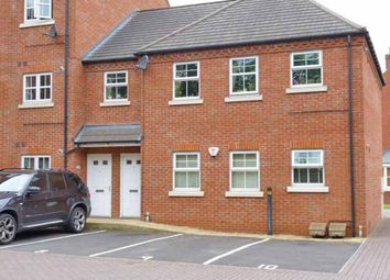 Thumbnail 2 bed flat to rent in Paddock Close, Wilnecote, Tamworth, Staffordshire