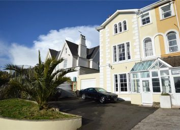 Thumbnail 5 bed semi-detached house for sale in Tor Vale, Torquay, Devon