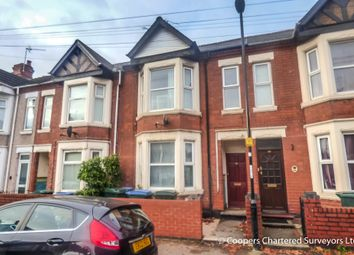 Thumbnail 1 bedroom maisonette to rent in Kingsway, Stoke, Coventry