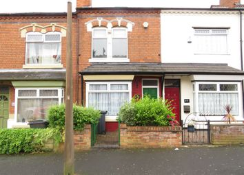 Thumbnail 3 bed terraced house for sale in Katherine Road, Bearwood, Smethwick