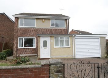 Thumbnail 3 bed detached house for sale in Warren Mount, Kimberworth, Rotherham, South Yorkshire